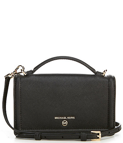 Michael Kors Jet Set Charm Top Handle Phone Crossbody Bag