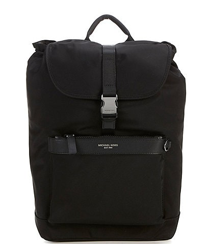 Michael Kors Kent Field Nylon Backpack