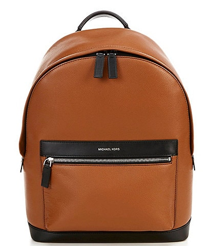 Michael Kors Mason Explorer Leather Backpack