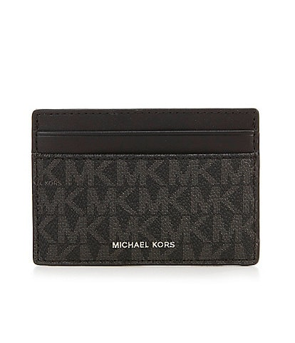 Michael Kors Mason Signature Card Case