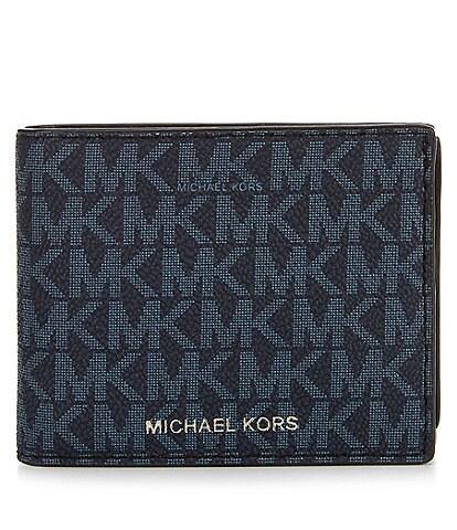 Michael Kors Mason Signature L-Fold Wallet