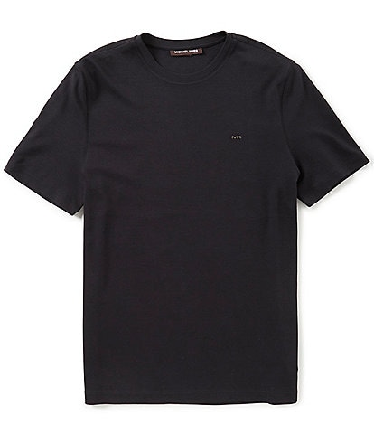 Michael Kors MK Liquid Crew Short-Sleeve Tee