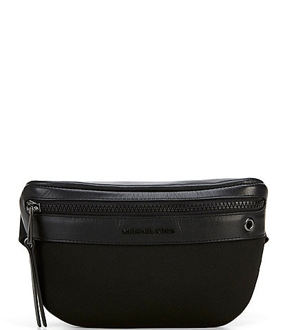 MICHAEL Michael Kors Neoprene Adjustable 1#double; Belt Bag