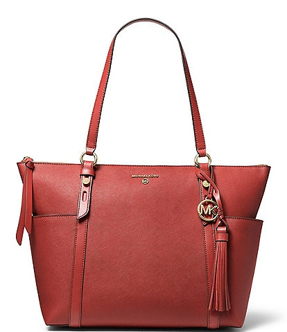 Michael Kors Nomad Large Top Zip Tote Bag