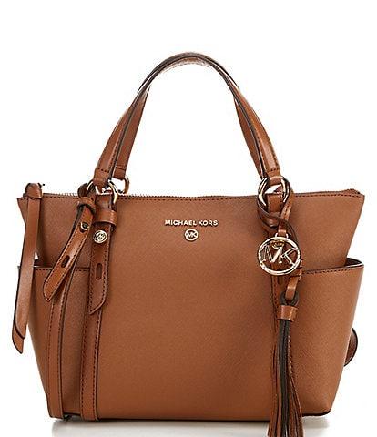Michael Kors Nomad Small Convertible Top Zip Tote Bag