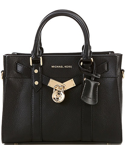 Michael Kors Nouveau Hamilton Small Satchel Bag