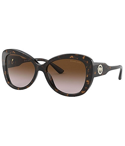 Michael Kors Positano Butterfly 56mm Sunglasses
