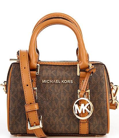 Michael Kors Signature Bedford XS Duffle Crossbody Bag