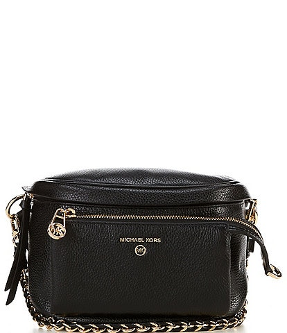 Michael Kors Slater Medium Leather Sling Pack