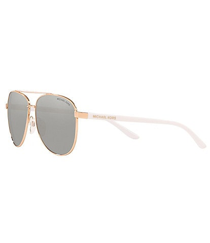 Michael Kors Sporty Aviator Sunglasses