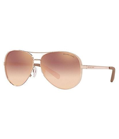 Michael Kors Sporty Aviator Sunglasses