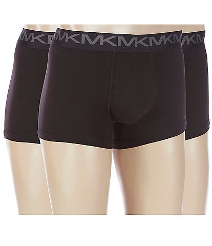 Michael Kors Stretch Factor Trunks 3-Pack