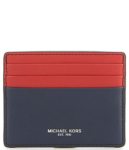 Michael Kors Tall Card Case
