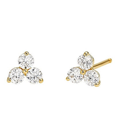Michael Kors Women's Custom Kors Collection Cluster Stud Earrings