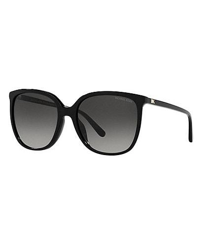 Michael Kors Women's Mk2137u Square 57mm Sunglasses