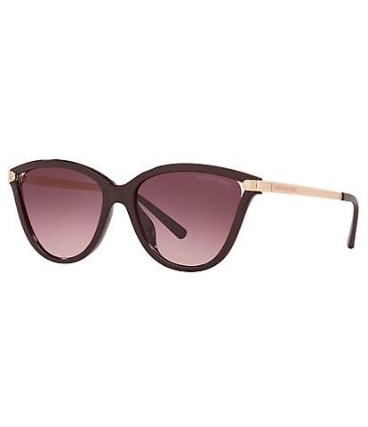 Michael Kors Women's Mk2139u Cat Eye 54mm Sunglasses