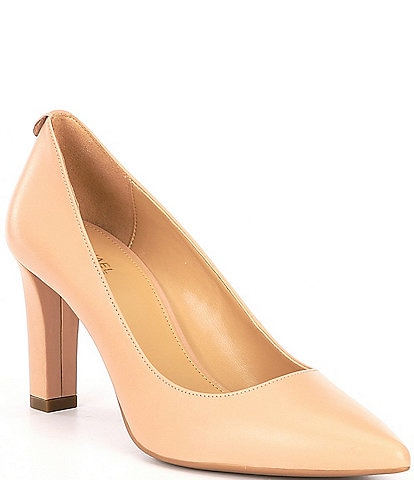 MICHAEL Michael Kors Abbi Leather Flex Pumps