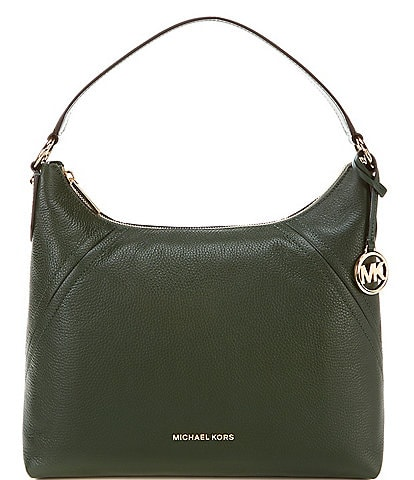 Michael Kors Aria Top Zip Large Shoulder Bag