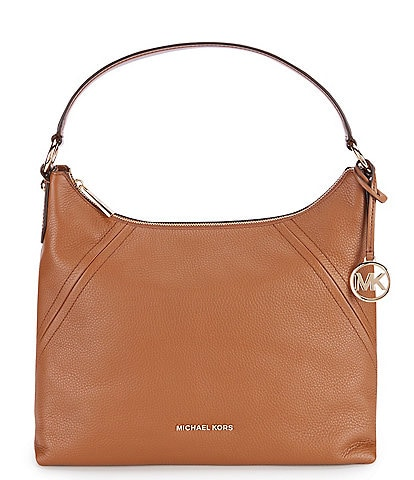 MICHAEL Michael Kors Aria Top Zip Large Shoulder Bag
