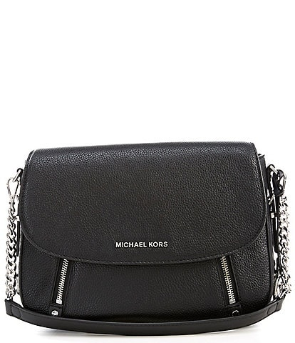 MICHAEL Michael Kors Bedford Legacy Medium Flap Leather Shoulder Bag