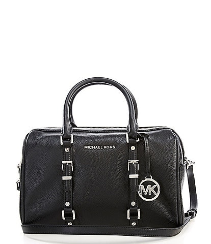 MICHAEL Michael Kors Bedford Legacy Medium Top Handle Duffle Satchel Bag