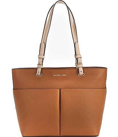 MICHAEL Michael Kors Bedford Medium Top Zip Pocket Tote Bag