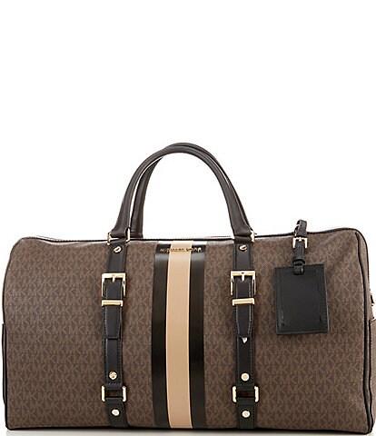 Michael Kors Bedford Travel Signature XL Weekender Bag