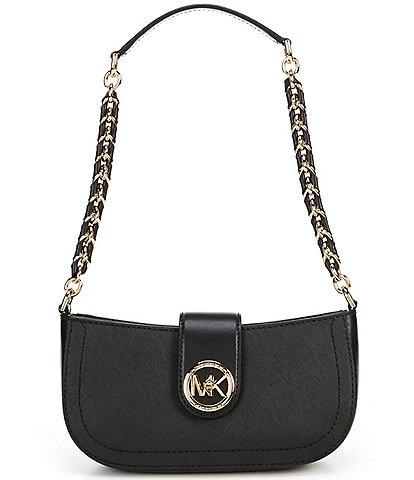 Michael Kors Camden Extra Small Leather Pouchette Bag