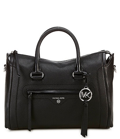 Michael Kors Carine Medium Satchel Bag