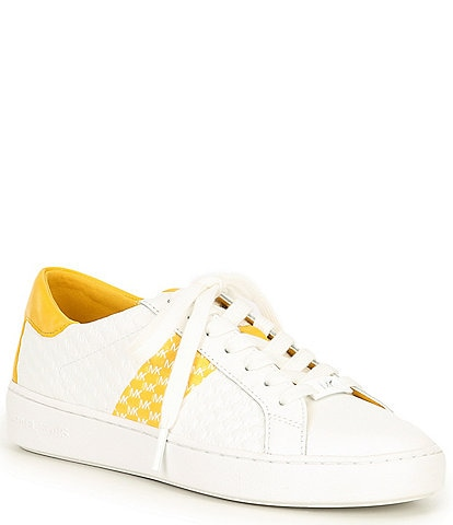 MICHAEL Michael Kors Colby Colorblock Leather Sneakers