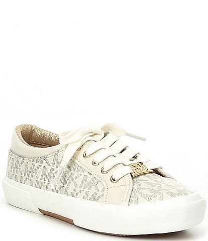MICHAEL Michael Kors Logo Girls' Ima Rebel Lace Up Sneaker