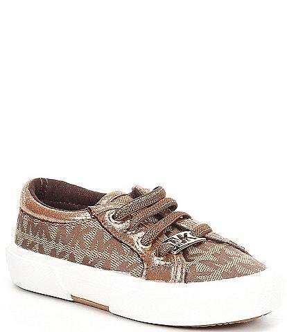 MICHAEL Michael Kors Girls' Ima Rebel Lace-Up Sneakers (Toddler)