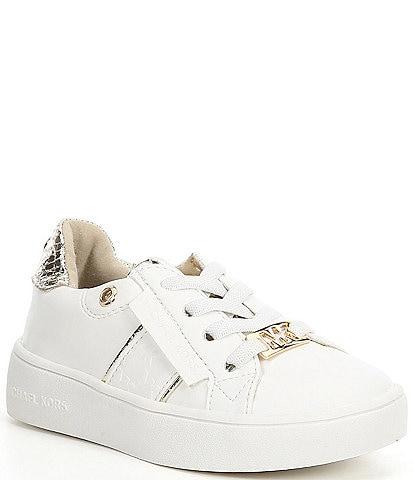 MICHAEL Michael Kors Girls' Jem Adell Logo Detail Sneakers (Toddler)