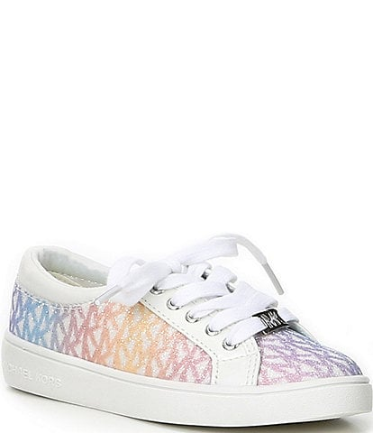 MICHAEL Michael Kors Girls' Jem Miracle Logo Sneakers (Toddler)