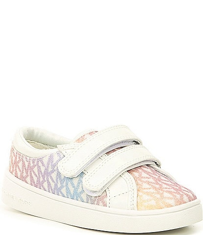 MICHAEL Michael Kors Girls' Jem Miracle Ombre T-Strap Sneakers (Toddler)