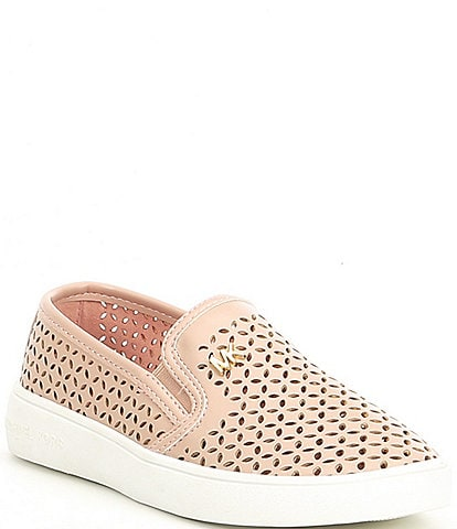 bafa856345d MICHAEL Michael Kors Girls  Jem Olivia Sneaker
