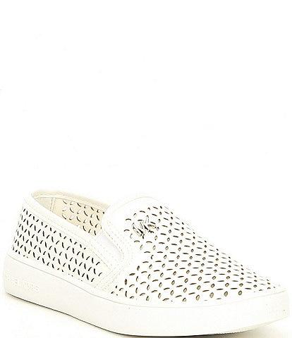 MICHAEL Michael Kors Girls' Jem Olivia Sneaker (Youth)
