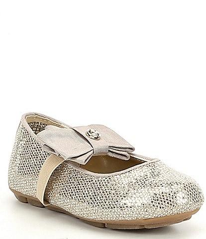 MICHAEL Michael Kors Girls' Rover Day Ballerina Flat (Toddler)