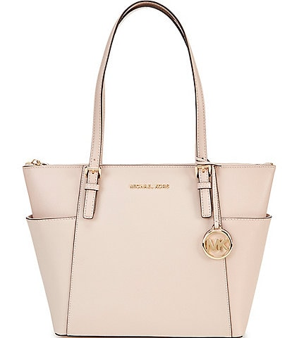 Michael Kors Jet Set East West Gold Tone Tote