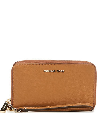 Michael Kors Jet Set Large Flat Multifunction Phone Case