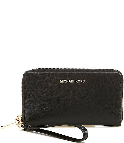 MICHAEL Michael Kors Jet Set Large Flat Multifunction Phone Case