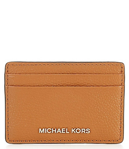 MICHAEL Michael Kors Jet Set Leather Card Holder