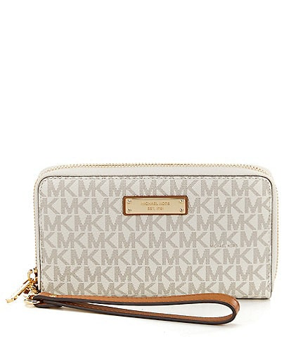 MICHAEL Michael Kors Jet Set Multifunction Phone Wallet
