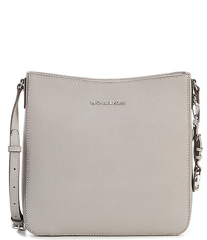 MICHAEL Michael Kors Jet Set Travel Saffiano Leather Large Messenger Bag