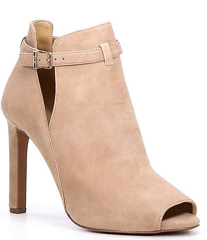 MICHAEL Michael Kors Lawson Suede Shooties