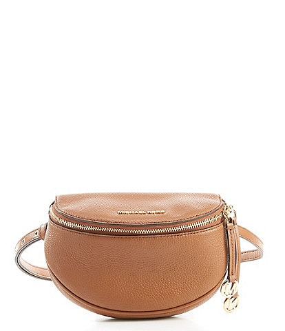 MICHAEL Michael Kors Md Bedford Legacy Medium Round Convertible Belt Bag Crossbody Bag
