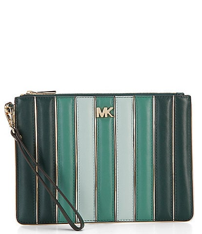 MICHAEL Michael Kors Medium Panel Quilt Zip Pouch