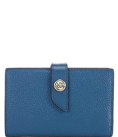 MICHAEL Michael Kors MK Charm Medium Tab Wallet
