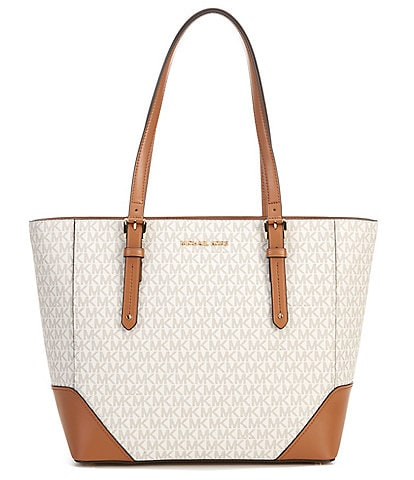 Michael Kors Signature Aria Large Tote Bag