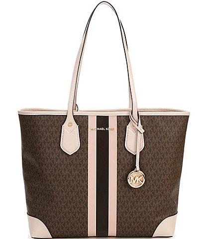 MICHAEL Michael Kors Signature Eva Large Tote Bag